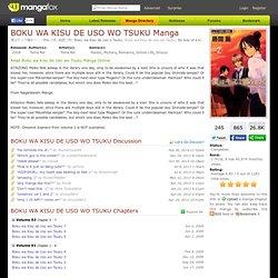 Boku wa Kisu de Uso wo Tsuku Manga - Read Boku wa Kisu de Uso wo Tsuku Manga Online for Free at Manga Fox