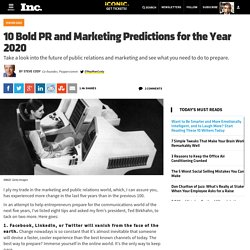 10-pr-marketing-tips-for-the-year-2020