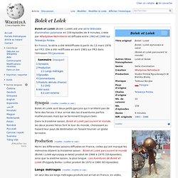 Bolek et Lolek