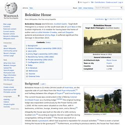 Boleskine House - Wikipedia