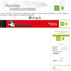 BOLETÍN DE GEOLOGÍA