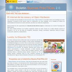 Boletín Buenas PrácTICas - nº 15 / Febrero 2013