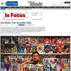 Liu Bolin: The Invisible Man - In Focus