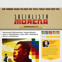 Revolução Bolivariana: longe demais para o capitalismo, mas não o bastante para o socialismo - Socialista Morena