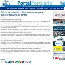 Bolivia envía carta a Puerto de Arica para abordar reajuste de tarifas - Portal Portuario