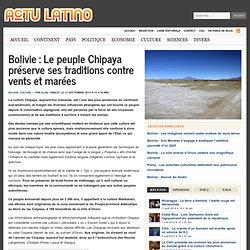 Bolivie : Le peuple Chipaya préserve ses traditions contre vents et marées