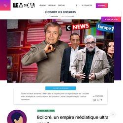 17 mars 2021 Bolloré, un empire médiatique ultra réac ?