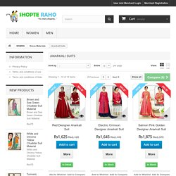 Buy Bollywood Anarkali Suits Online on Sale - Indian Designer Cheap Anarkali Suits