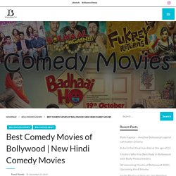 List Of New Comedy Film in Hindi