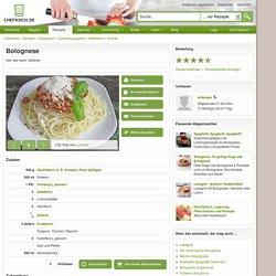 Bolognese (Rezept mit Bild) von entensee