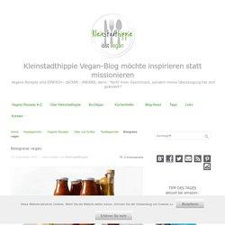 Bolognese vegan - Bolognese von Kleinstadthippie Vegan Food Blog