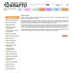 Bolsas y Papeles Krafto