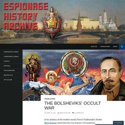 Espionage History Archive