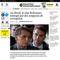 Au Brésil, le clan Bolsonaro rattrapé par des soupçons de corruption