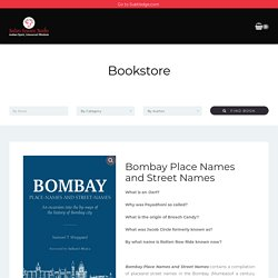 Place and Street Names in Mumbai