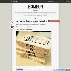 bomeur - Page 1 sur 6