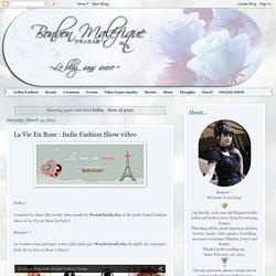 Bonbon Maléfique ~ Le blog sans sucre: lolita