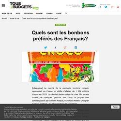 Quels sont les bonbons préférés des Français?