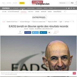 EADS enregistre un bénéfice sans précédent
