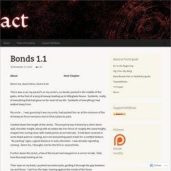 Bonds 1.1