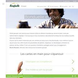 Bonduelle et vous- Groupe Bonduelle