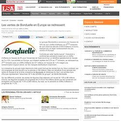 Les ventes de Bonduelle en Europe se redressent - Frais LS et produits surgelés