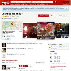 Le Rosa Bonheur - La Villette