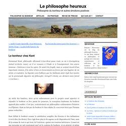 Le philosophe heureux