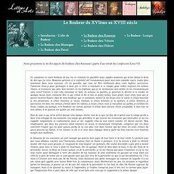 Le Bonheur chez Rousseau – Lettres-et-Arts.net