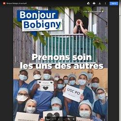 Bonjour Bobigny n°872 du 16 au 29 avril
