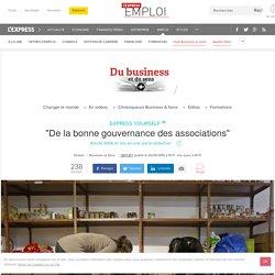 """""""De la bonne gouvernance des associations"""""""