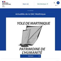 Une bonne nouvelle pour la Martinique !