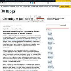 Au procès Bonnemaison, les certitudes de Bernard Kouchner, l'humilité de Michèle Delaunay