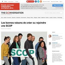 Les bonnes raisons de créer ou rejoindre une SCOP