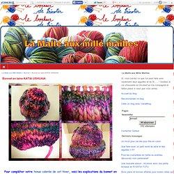 Bonnet en laine KATIA USHUAIA - La Malle aux Mille Mailles
