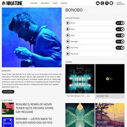 Bonobo / Artist / Ninja Tune