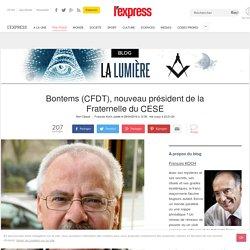 Bontems (CFDT), nouveau président de la Fraternelle du CESE