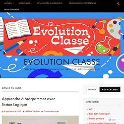 Bonus du mois – Evolution Classe