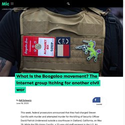 What is the Boogaloo movement? The internet group itching for another civil war