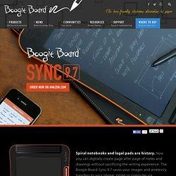 Boogie Board Sync 9.7 eWriter