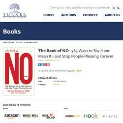 Books · The Book of NO