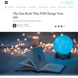 The One Book That Will Change Your Life - Publishous - Medium