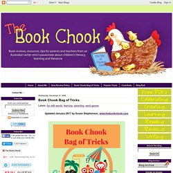 Book Chook Bag of Tricks