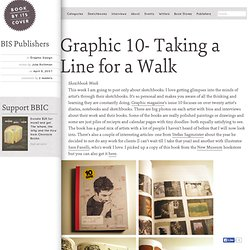 Graphic 10- Taking a Line for a Walk