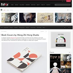 Book Covers by Wang Zhi Hong Studio
