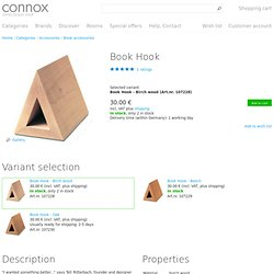 Book Hook | Interior Design | Shop