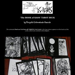 BOOK of KAOS Tarot