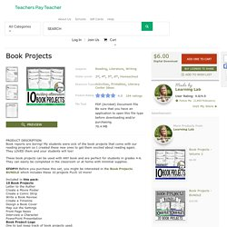 Book Projects by Learning Lab