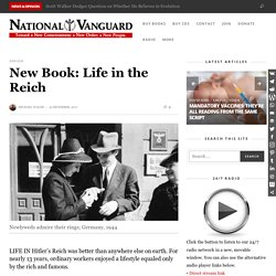 New Book: Life in the Reich