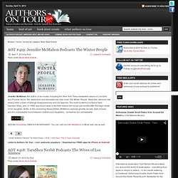 Authors On Tour - Live! » Previous Podcasts